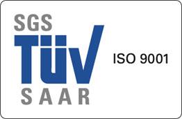 SGS_TUV_ISO_9001_TCL_LR